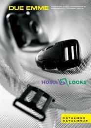 NYLON 6 - Homa Locks