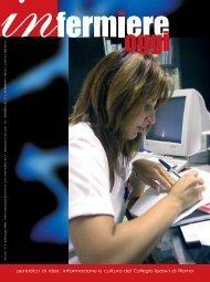 Infermiere oggi numero 2/2005 - IPASVI - Roma