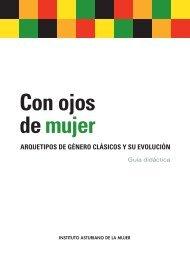 Con ojos de mujer. Guía didáctica. - Instituto Asturiano de la Mujer