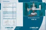 W_6S_E40_1.qxd (Page 1 - 2) - Weiler Werkzeugmaschinen GmbH