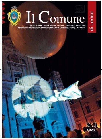 4/2008 - Comune di Loreto