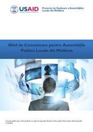 proiect - Congresul Autorităților Locale din Moldova