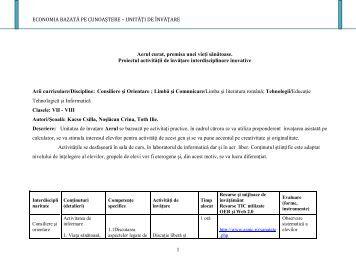 Proiectarea activitatii de invatare grupa3.pdf - Wikispaces