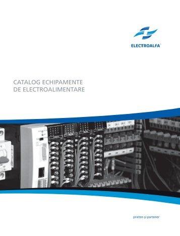 Catalogul Diviziei Echipamente de Electroalimentare (.pdf)