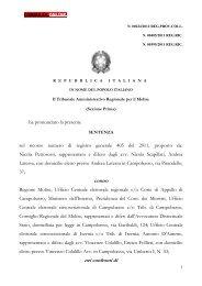 (Sezione Prima), 28 maggio 2012 - Consulta online