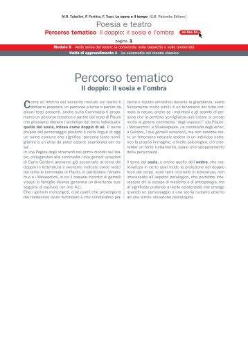 Percorso tematico - Palumbo Editore