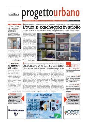 Progetto Urbano n.3 - Idealpark