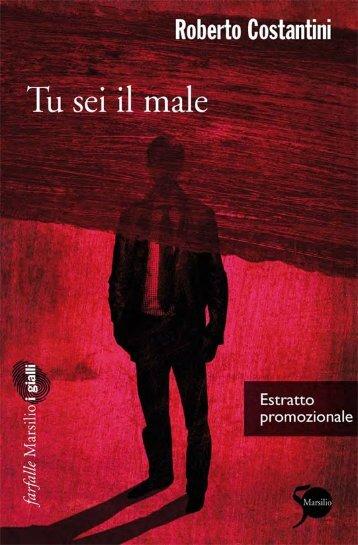 estratto dal romanzo - Marsilio Editori . blog