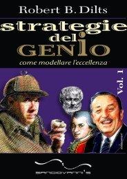 Le strategie del genio di Robert B. Dilts - Progetto Azienda