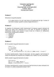 Prova Intermedia 26 aprile 2012 - testo 1 - TWiki