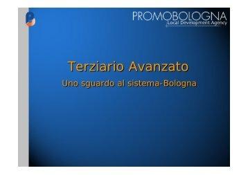 Terziario Avanzato, uno sguardo al sistema - Bologna - PromoBologna
