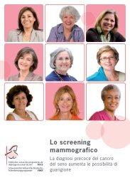 Lo screening mammografico - Migesplus