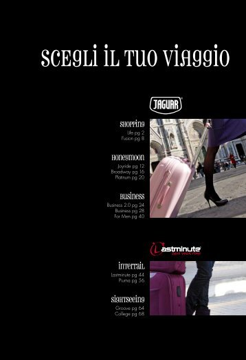 JAGUAR Catalogo 2010