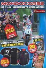 MONDOCORSE 2011 Catalogo completo in pdf - Enduro Social Club