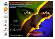 sussidio di quaresima 2013def.pdf - Arcidiocesi di Agrigento