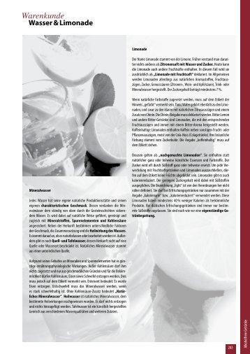 Katalog Alkoholfreie Getränke - Wein Compagny Wein