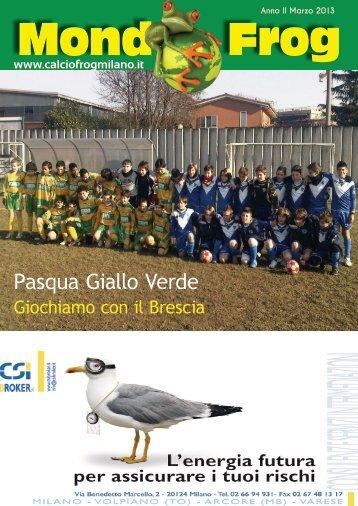 Pasqua Giallo Verde - Frog Milano