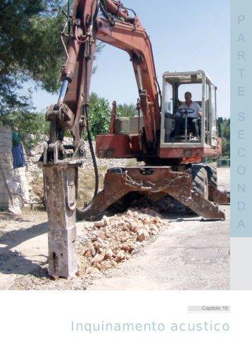 Inquinamento acustico - Comune di Putignano