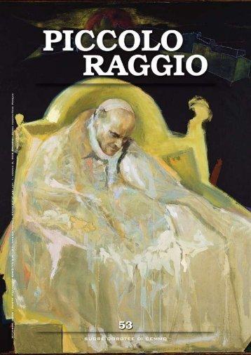 PIccOlO RAggIO - Istituto Suore di Santa Dorotea di Cemmo