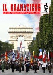 1 - 2 - 3 - 4 di copertina.qxp - Associazione Nazionale Granatieri di ...