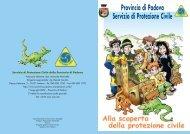 Scarica l'opuscolo in formato PDF - Provincia di Padova