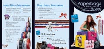 Ribbons - KM Match & Lighters