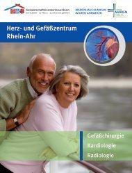 Herz- und Gefäßzentrum Rhein-Ahr - kms: kommunikation mit system