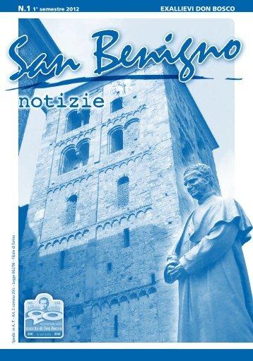 EXALLIEVI DON BOSCO - Salesiani Don Bosco - San Benigno