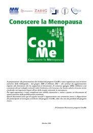 In preparazione alla presentazione dei risultati del progetto ConMe ...