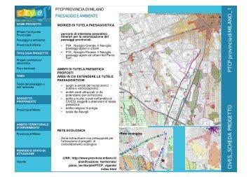 Piano territoriale di coordinamento provinciale - CIVeS