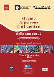 Gemma Del Carlo - Coordinamento Toscano delle Associazioni per ...