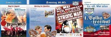 Die Sensation in Niederbayern - Kaliber42