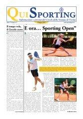 Qui Sporting giugno 2012 - Circolo della Stampa - Sporting