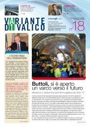 Newsletter n. 18 - Autostrade