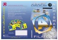 1) Filatelia scarica il file pdf - Galleria del Francobollo