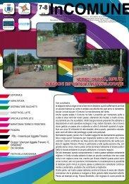 Numero 7/8 Luglio-Agosto 2012 - Comune di Uggiate-Trevano