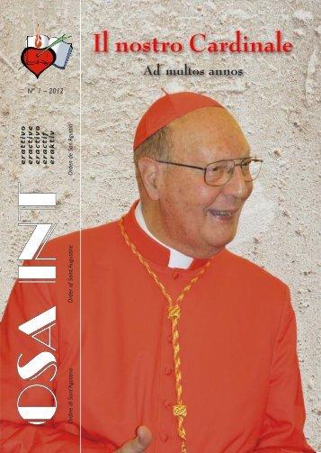 Italiano - Augustinians