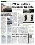Convênio devolverá à PM poder de multar nas ruas - Metro - Page 4