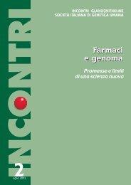 Farmaci e genoma - Università degli Studi di Verona