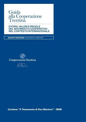 Guida alla Cooperazione Trentina - Federazione Trentina della ...
