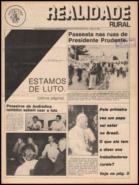 ESTAMOS DE LUTO. - cpvsp.org.br