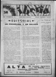 Ibéria. Périodico español independiente. 1934/11/01.