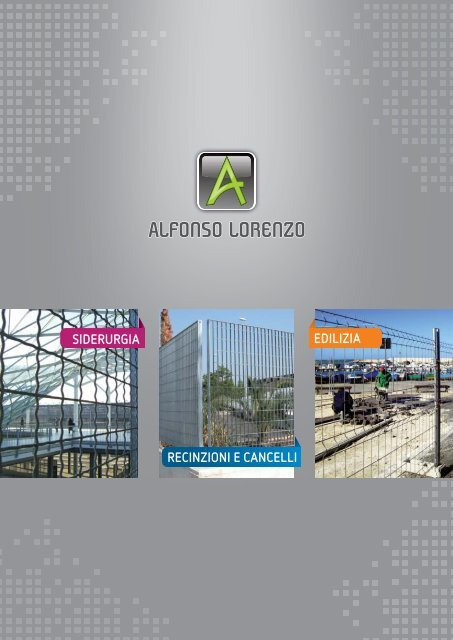 catalogo - Alfonso Lorenzo S.r.l.