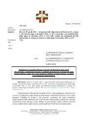 Farmaci fascia C.pdf - Ordine dei Farmacisti di Ravenna