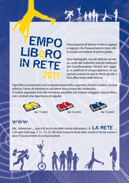 TEMPO LIBeRO 2011 - Documento senza titolo
