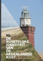 NL . De ruimtelijke identiteit van de Nederlandse kust