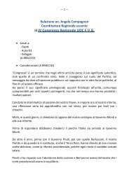 al IV Congresso Regionale UDC F.V.G.