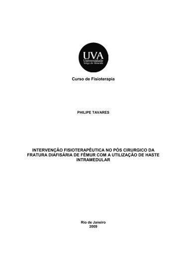 Curso de Fisioterapia - UVA