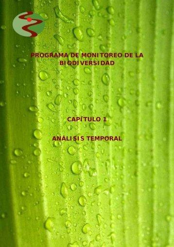 programa de monitoreo de la biodiversidad capítulo ... - PMB Camisea