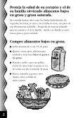 ¡Reduzca la grasa— no el sabor! - National Heart, Lung, and Blood ... - Page 2